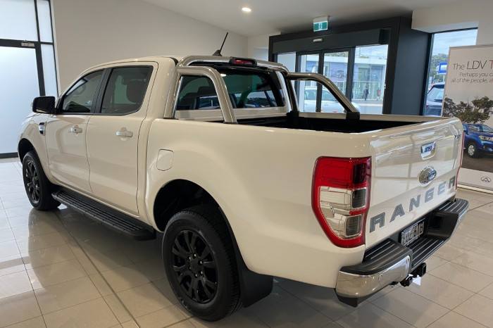 2020 MY20.75 Ford Ranger PX MkIII XLT Double Cab Utility Image 13