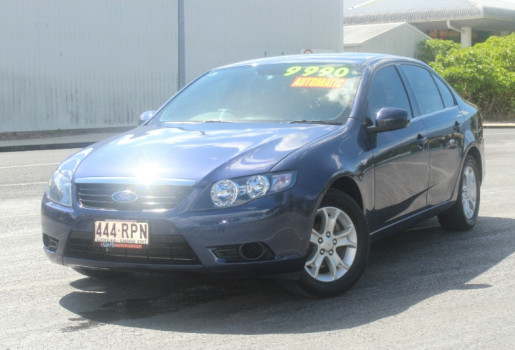 2008 Ford Falcon FG XT Sedan