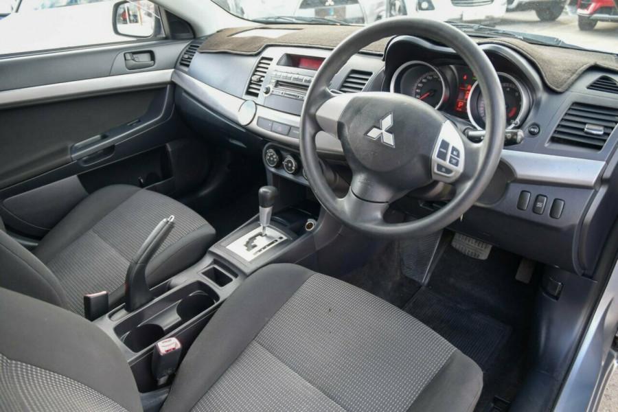 2008 Mitsubishi Lancer CJ MY08 ES Sedan Image 8