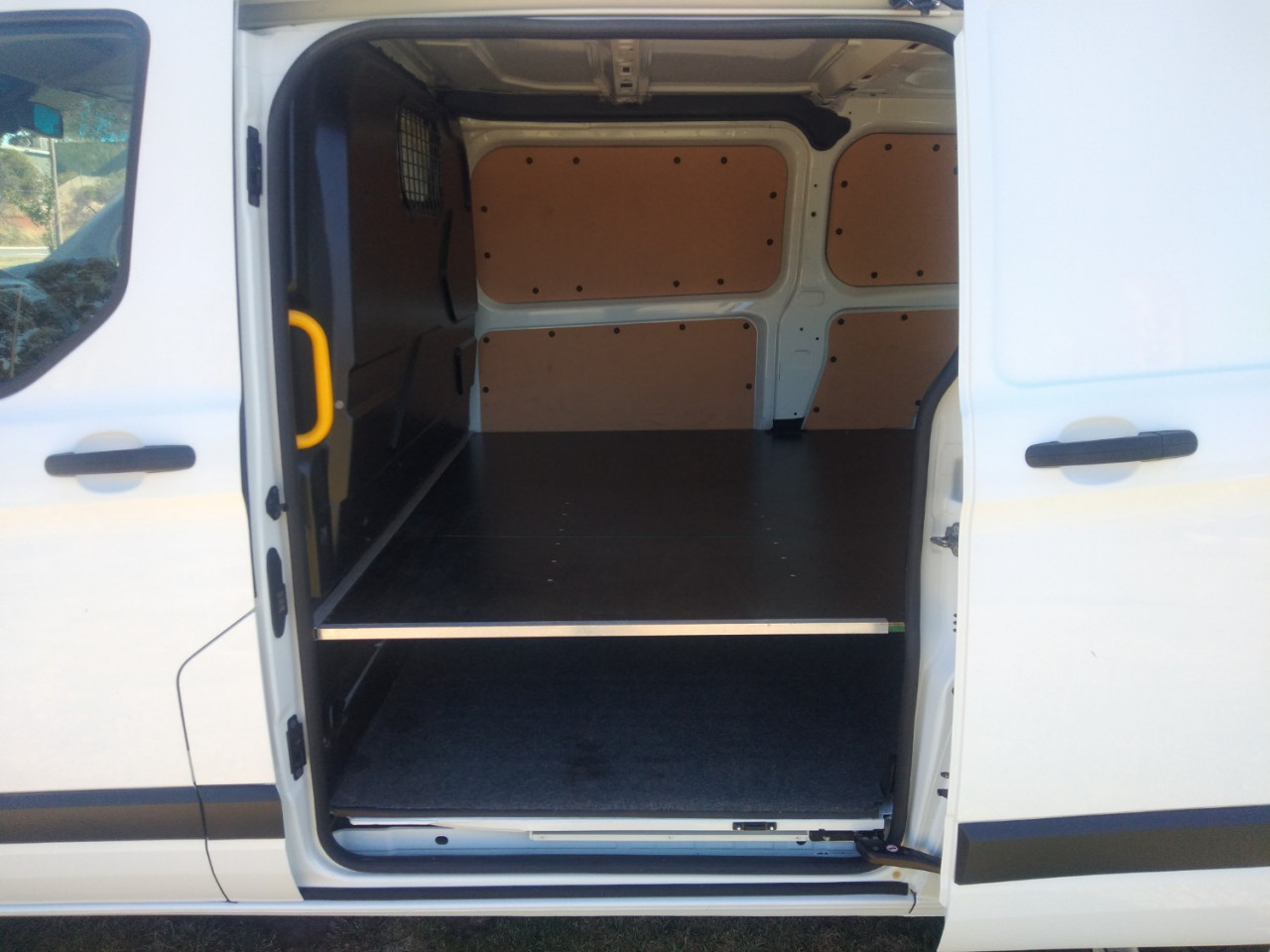 2016 Ford Transit Custom VN 290S Van Image 9