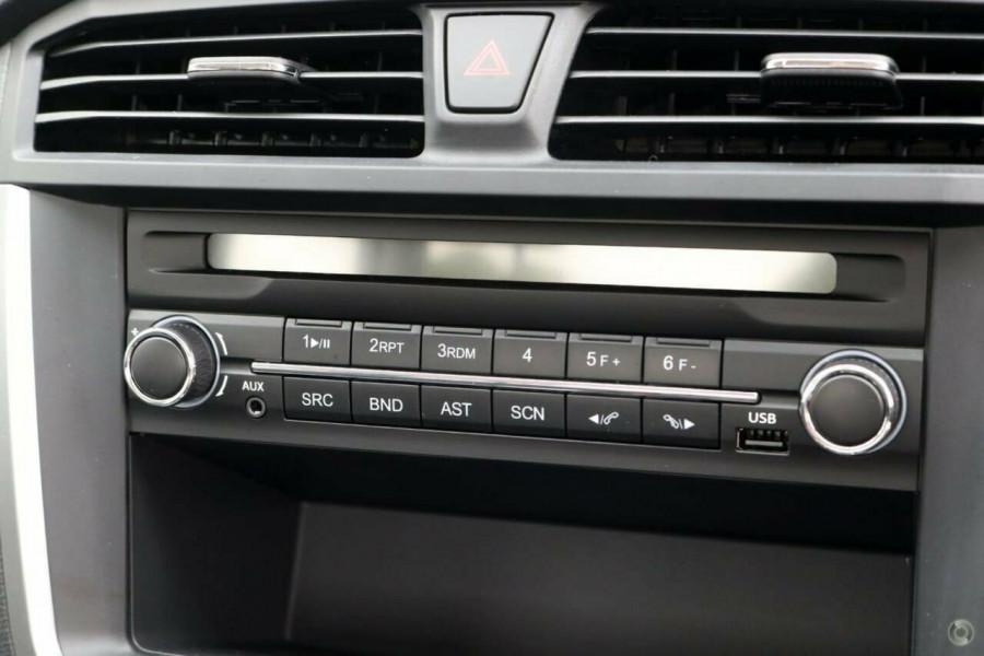 2019 LDV T60 Ute Dual Cab SK8C Pro Cab chassis