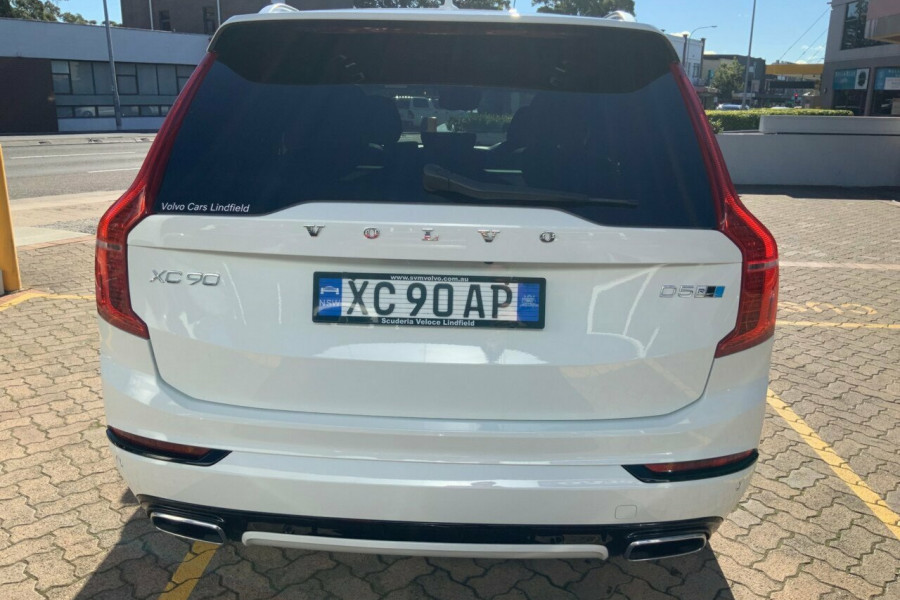 2017 Volvo XC90 L Series D5 Geartronic AWD R-Design Suv Mobile Image 5