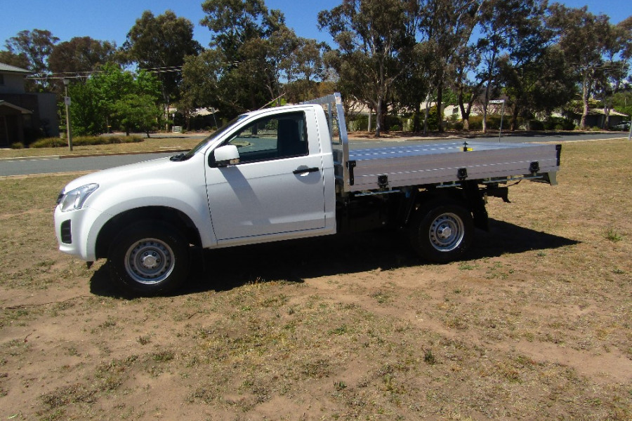 2019 Isuzu UTE D-MAX SX Single Cab Chassis High-Ride 4x2 Cab chassis