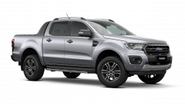 2020 MY21.25 Ford Ranger PX MkIII Wildtrak Utility image 2