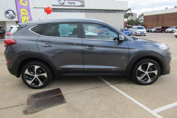 2016 MY17 Hyundai Tucson TL Elite Suv