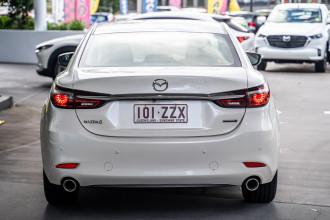 2020 Mazda 6 GL Series Sport Sedan Sedan Image 4