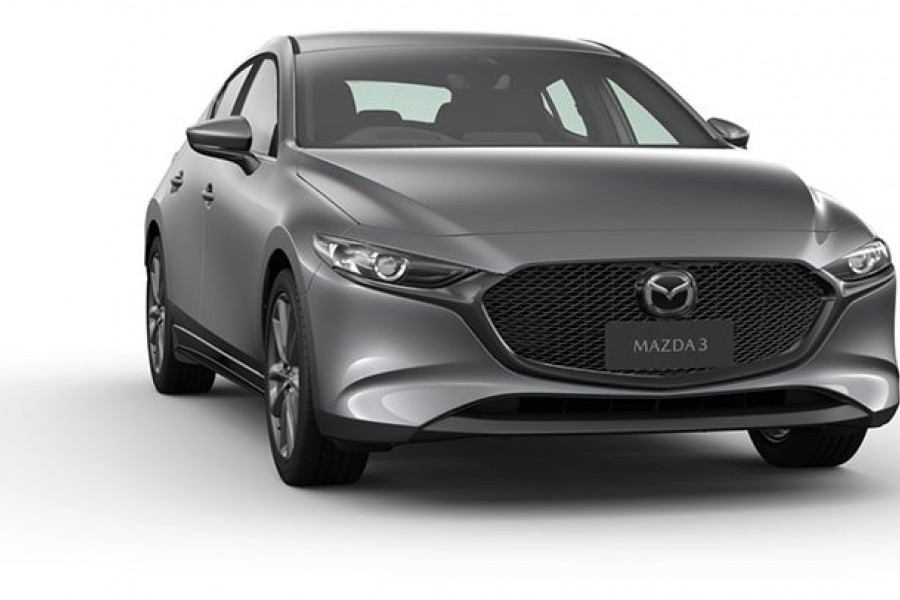 2020 Mazda 3 G25 Evolve Hatch