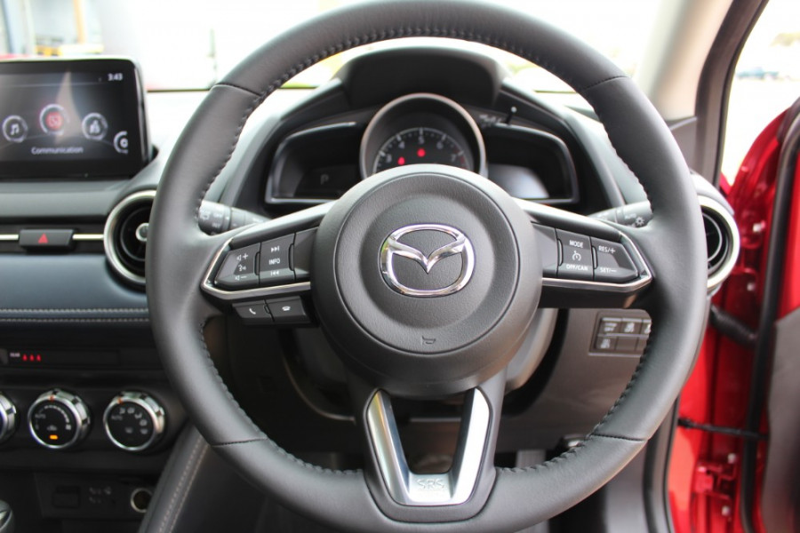 2019 MY20 Mazda 2 DJ Series G15 Evolve Hatch Image 13