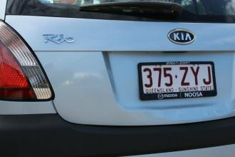 2009 Kia Rio JB MY09 LX Hatchback Image 4