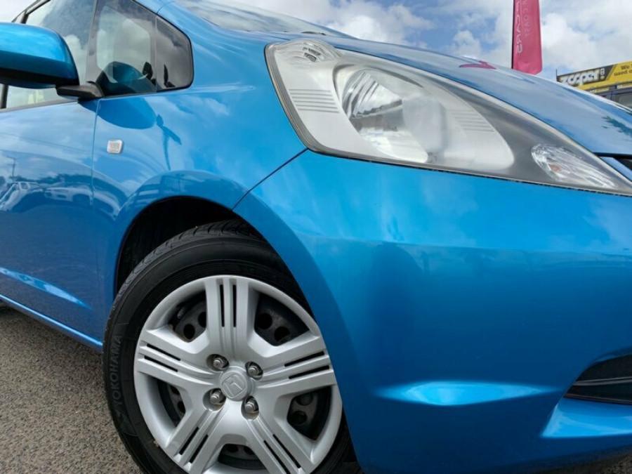 2010 Honda Jazz GE MY10 GLi Hatchback