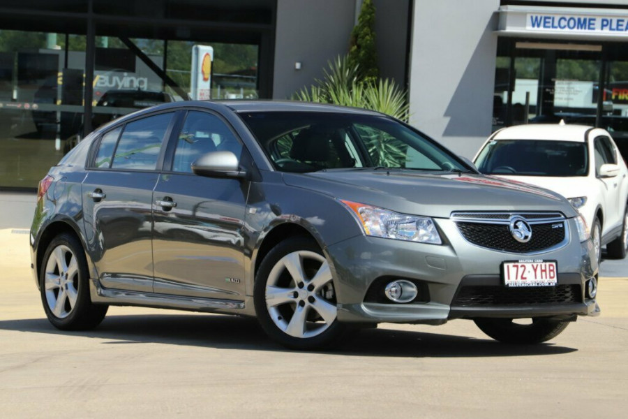 2012 Holden Cruze JH Series II MY12 SRi-V Hatchback