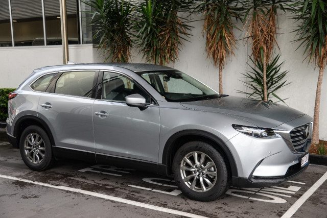 2019 Mazda CX-9 TC Touring Wagon Image 4
