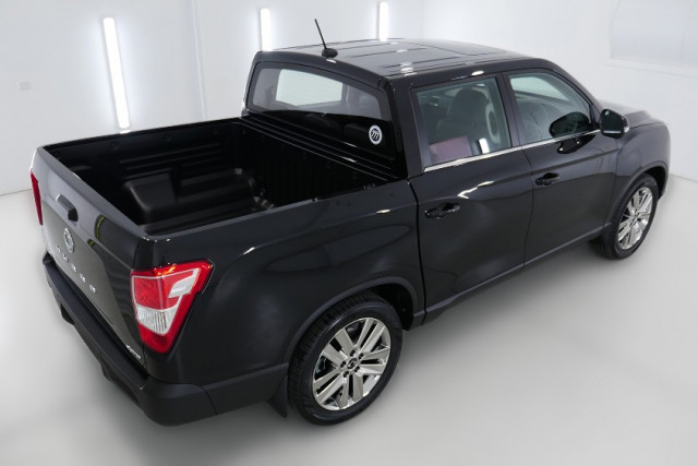 2019 SsangYong Musso Ultimate 25 of 26