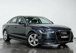 Audi A6 Multitronic 4G MY14