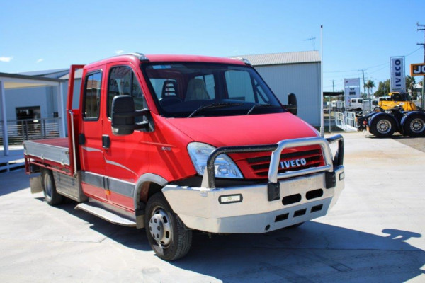 2008 Iveco 50c Daily Dual Cab Truck