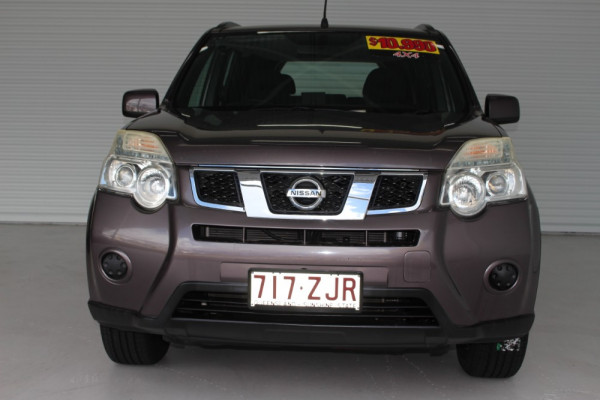 2010 Nissan X-Trail T31 MY10 ST Suv Image 3