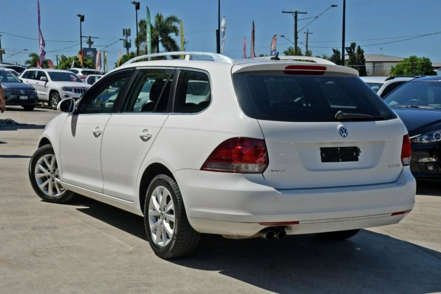 2010 MY11 Volkswagen Golf VI MY11 103TDI DSG Comfortline Wagon Image 3