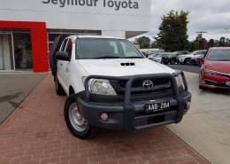 Toyota HiLux SR (4X4) KUN26R MY11 UPGRADE