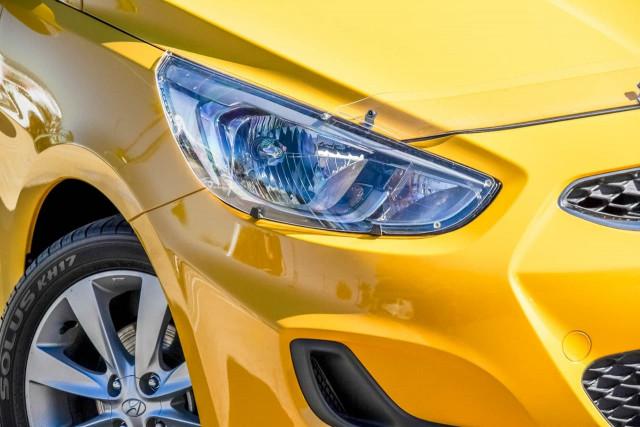 2018 Hyundai Accent RB6 MY18 Sport Sedan Image 16