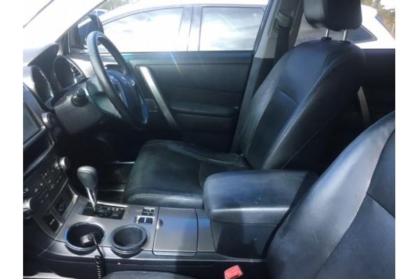 2012 Toyota Kluger GSU45R MY12 KX-S Suv Image 3