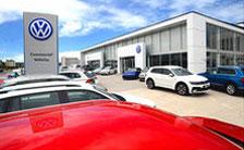 Cricks Maroochydore Volkswagen location photo