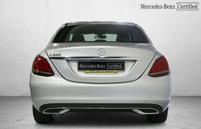 2020 MY50 Mercedes-Benz C-class W205 800+050MY C200 Sedan Image 13