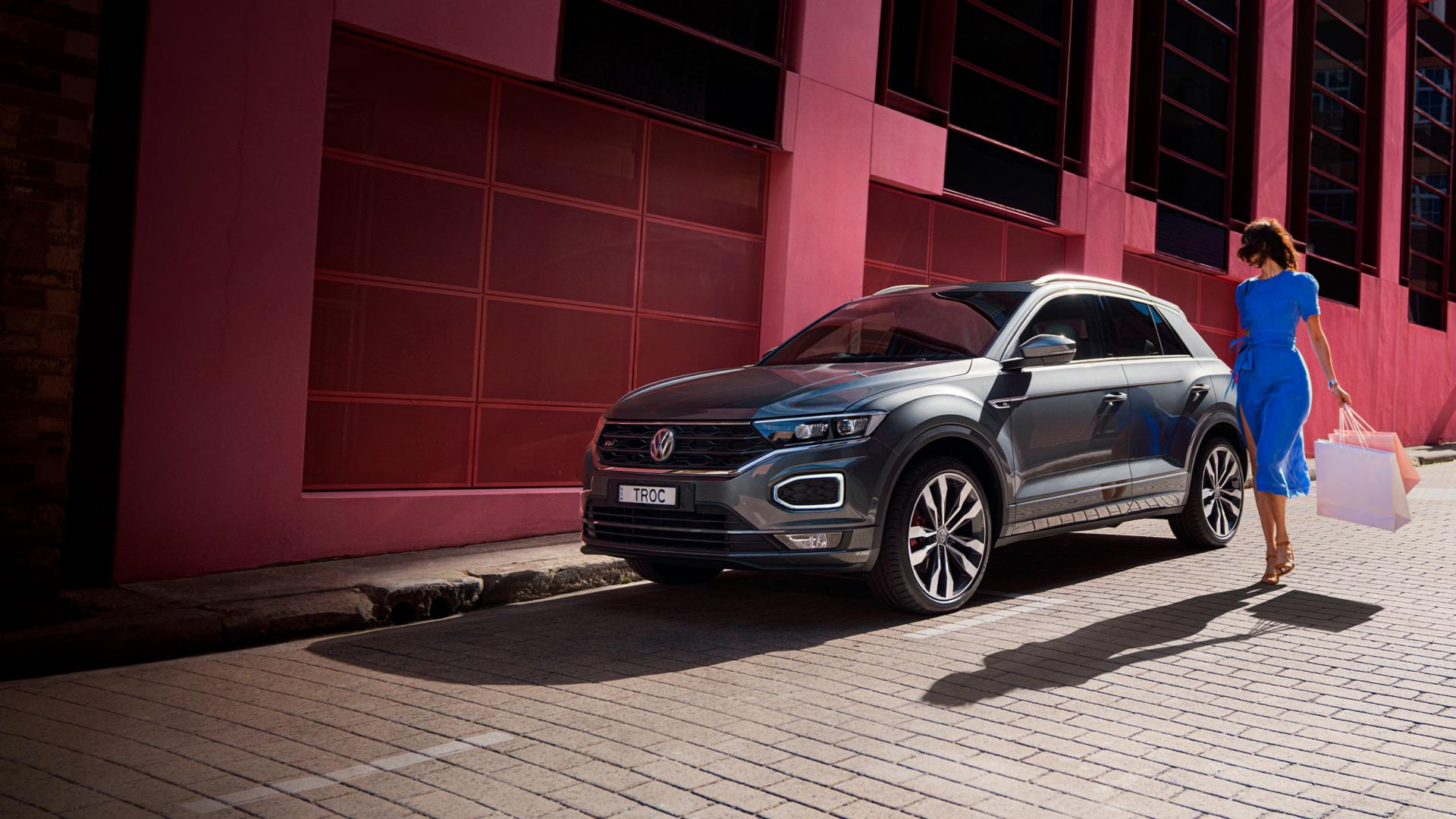 T-Roc <strong>You'll just want one</strong>