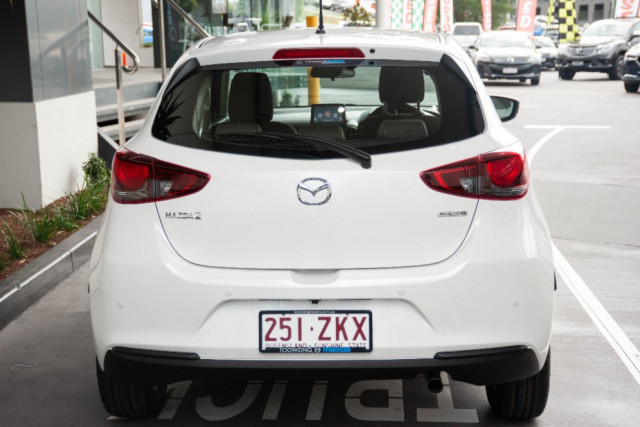 2019 MY20 Mazda 2 DJ Series G15 Pure Hatchback Image 4