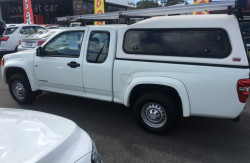 2009 Holden Colorado RC LX 2wd space cab Image 5