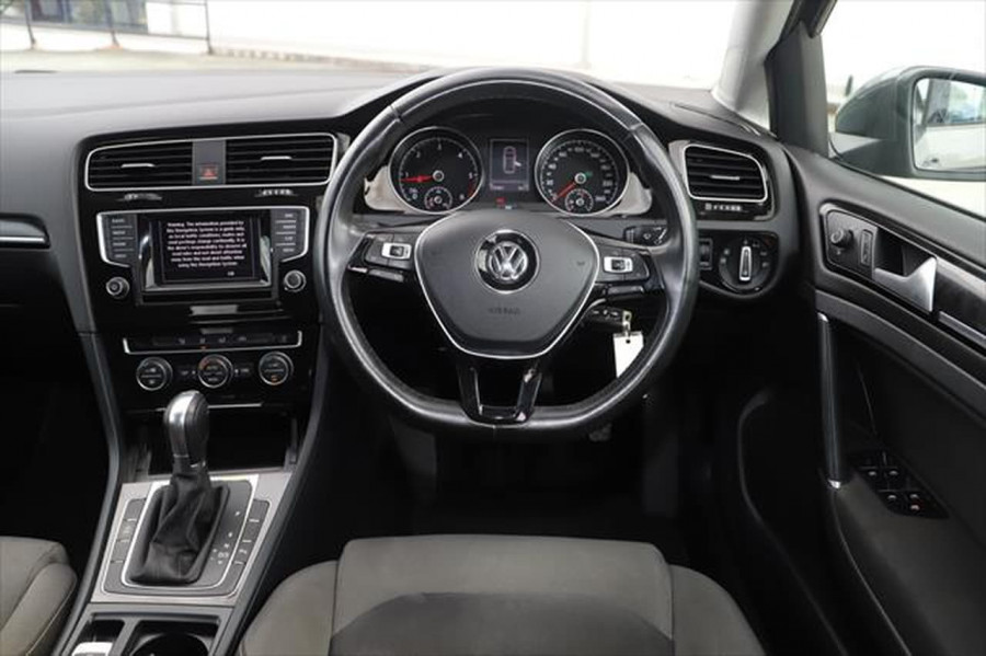 2015 Volkswagen Golf 7 MY15 110TDI Highline Hatchback Image 12