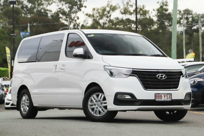 2018 MY19 Hyundai iMAX TQ4 MY19 Active Wagon