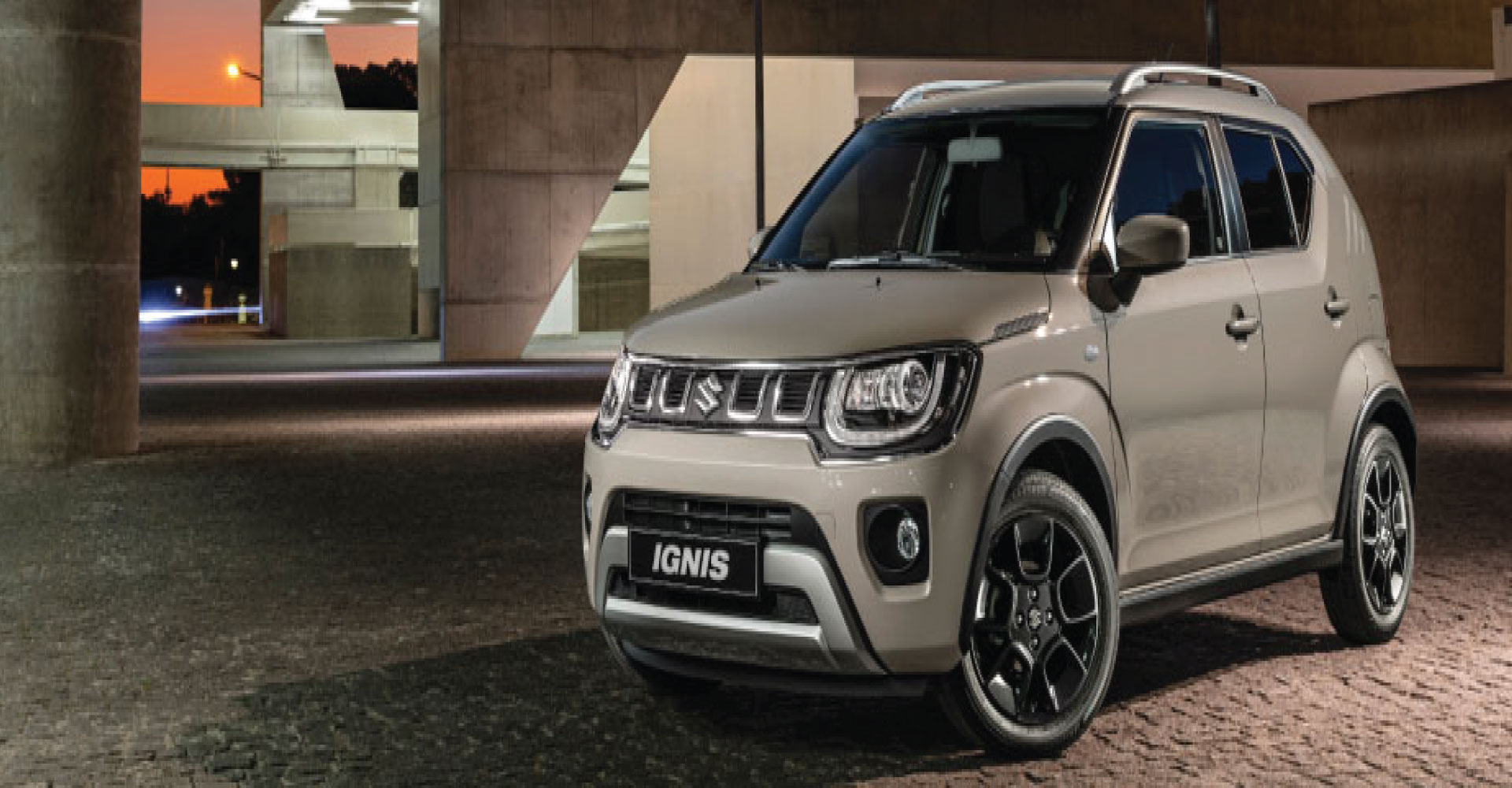 SUZUKI IGNIS | IN STOCK AND READY TO IGNITE YOUR SENSES