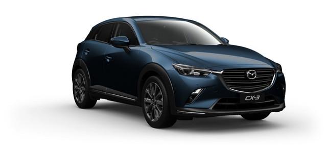 2021 MY0  Mazda CX-3 DK sTouring Suv Mobile Image 6
