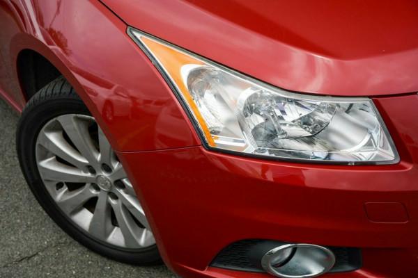 2011 Holden Cruze JG CDX Sedan Image 5