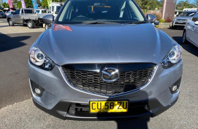 2014 Mazda CX-5 KE1072 Maxx Sport Fwd wagon