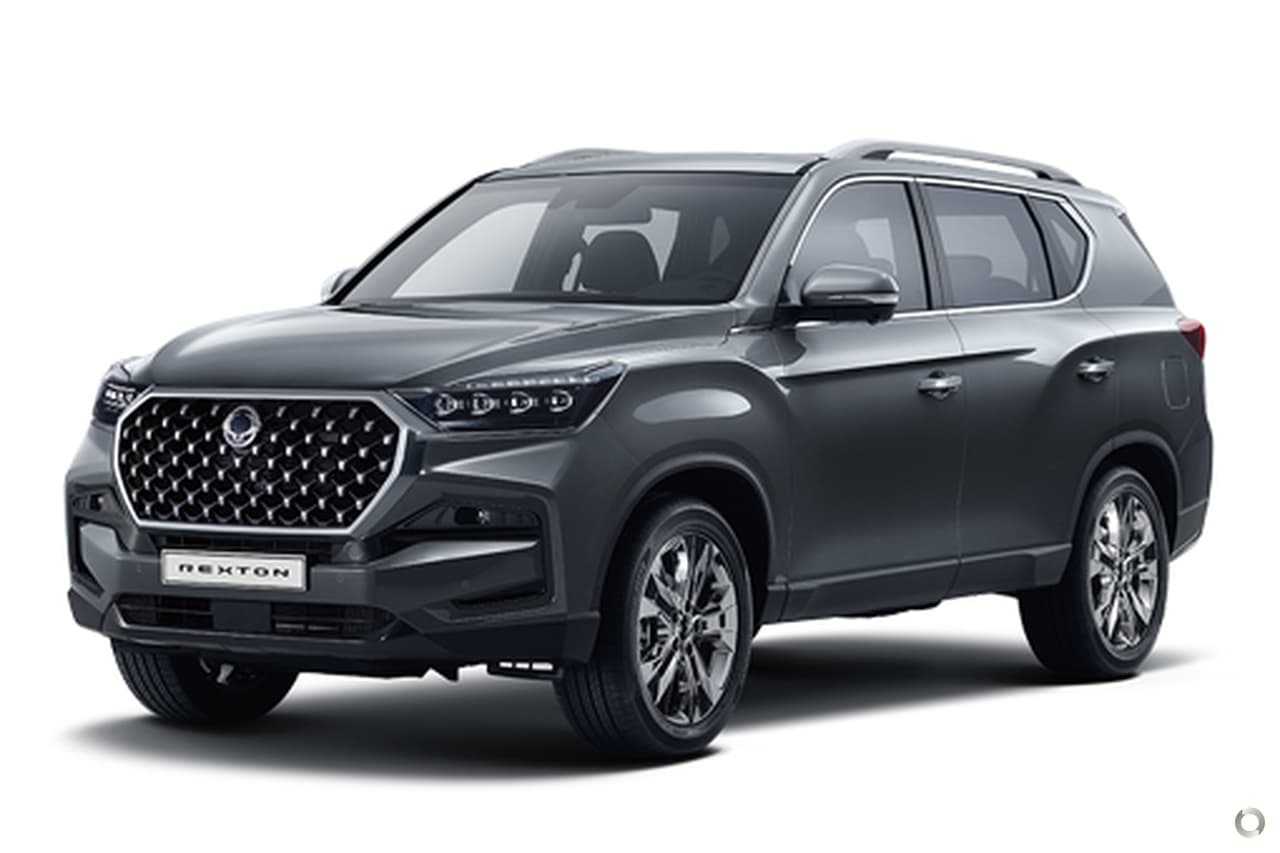 2021 SsangYong Rexton Y450 ELX Suv