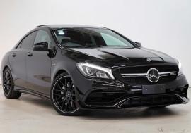 Mercedes-Benz Cla 45 4matic Mercedes-Amg Cla 45 4matic Auto