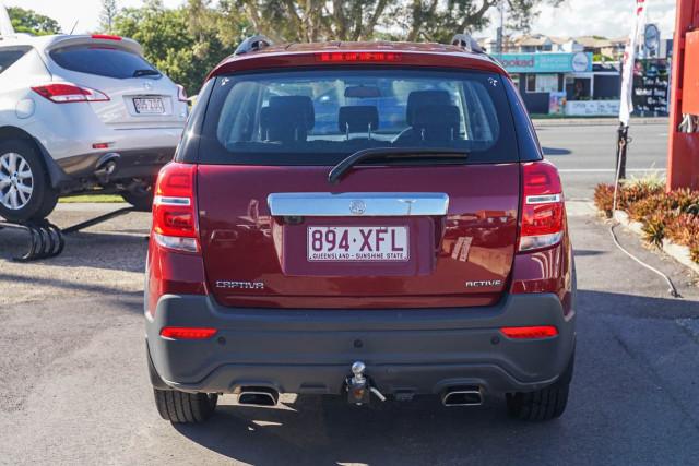 2017 Holden Captiva CG MY17 LS Suv Image 3