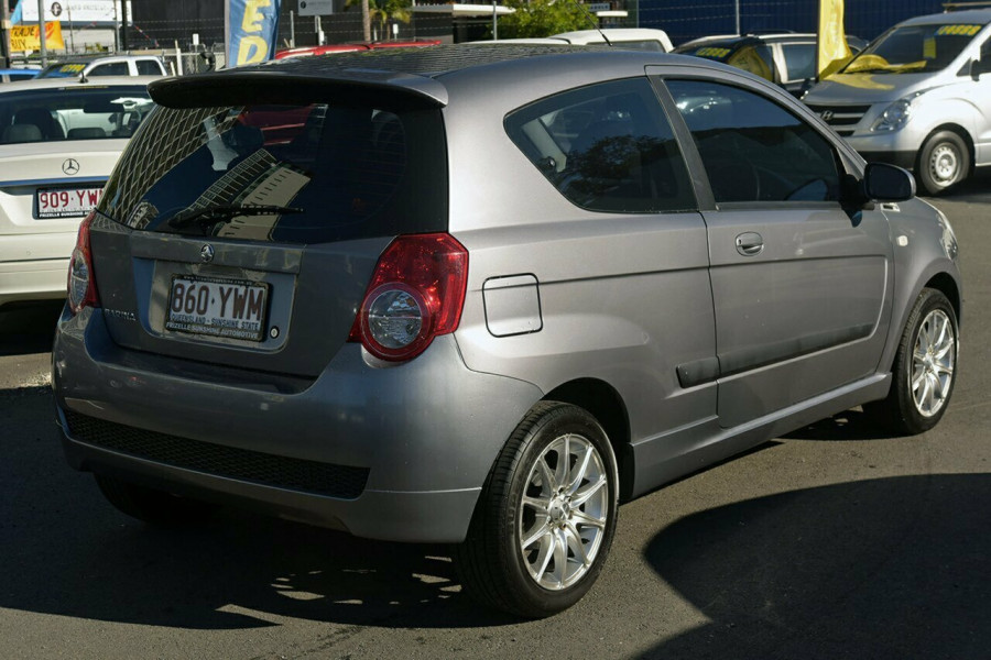 2008 Holden Barina TK MY08 Hatch Mobile Image 5