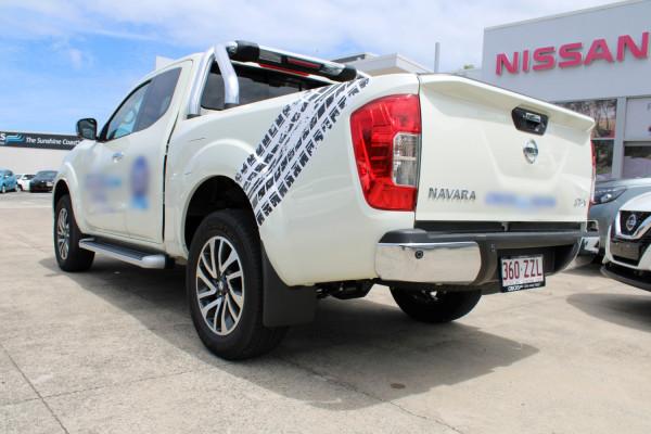 2020 Nissan Navara D23 Series 4 ST-X 4x4 King Cab Pickup Cab chassis