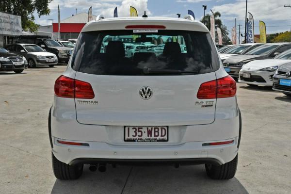 2015 Volkswagen Tiguan 5N MY15 132TSI DSG 4MOTION Suv