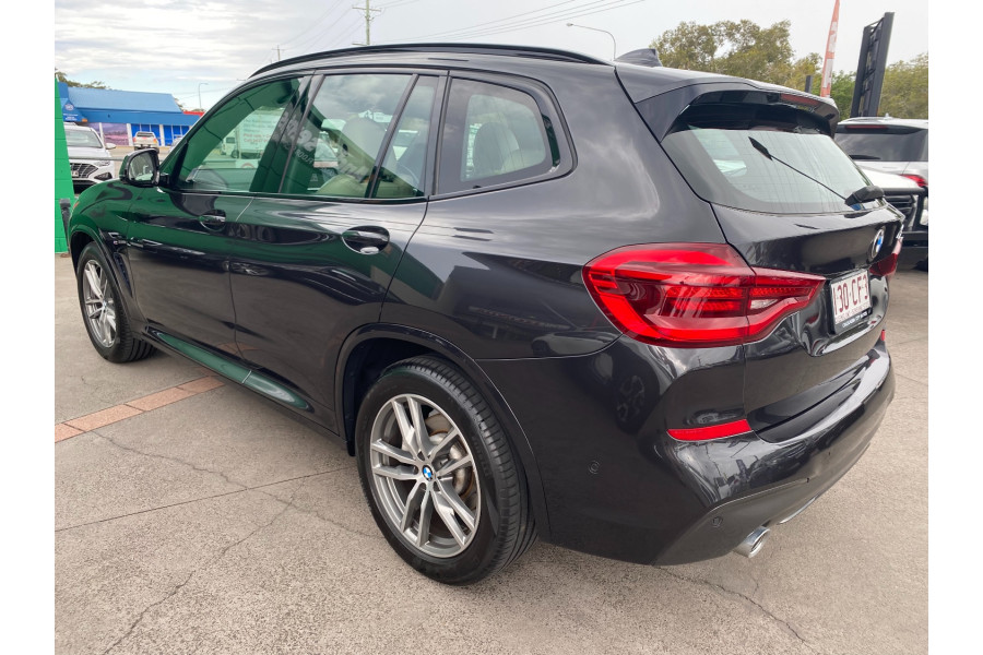 2017 BMW X3 G01 xDrive20d Suv