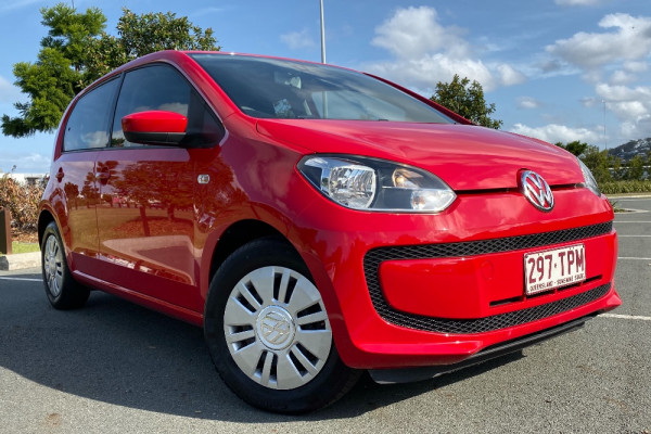 Volkswagen Up! MY13 Ty