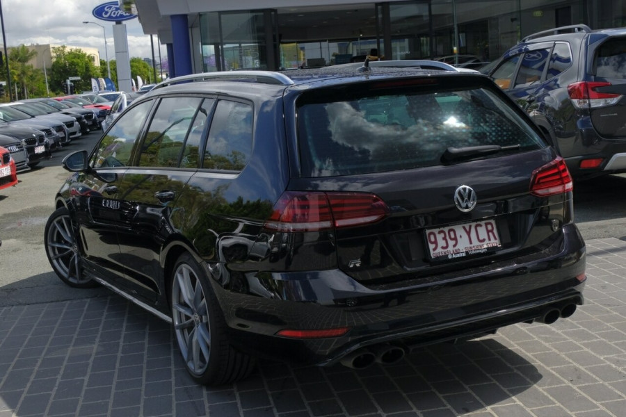 2017 MY18 Volkswagen Golf Wagon 7.5 Wolfsburg Edition Wagon