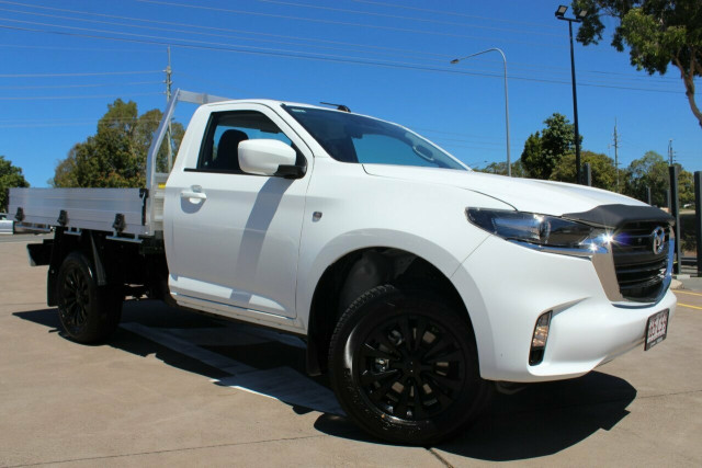 2021 Mazda BT-50 TF XT 4x4 Single Cab Chassis Cab chassis