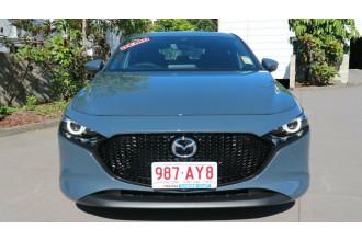2020 Mazda 3 BP X20 Astina Hatch Hatchback Image 2