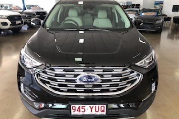 2018 Ford Endura CA 2019MY TITANIUM Suv Image 4