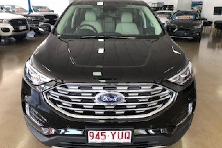 2018 Ford Endura CA 2019MY TITANIUM Suv