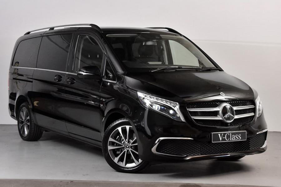 2020 Mercedes-Benz V-class V250 d Avantgarde