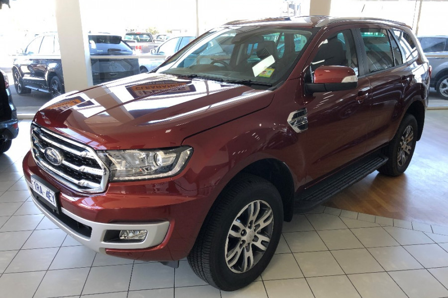 2019 MY19.75 Ford Everest UAII Trend 4WD Suv